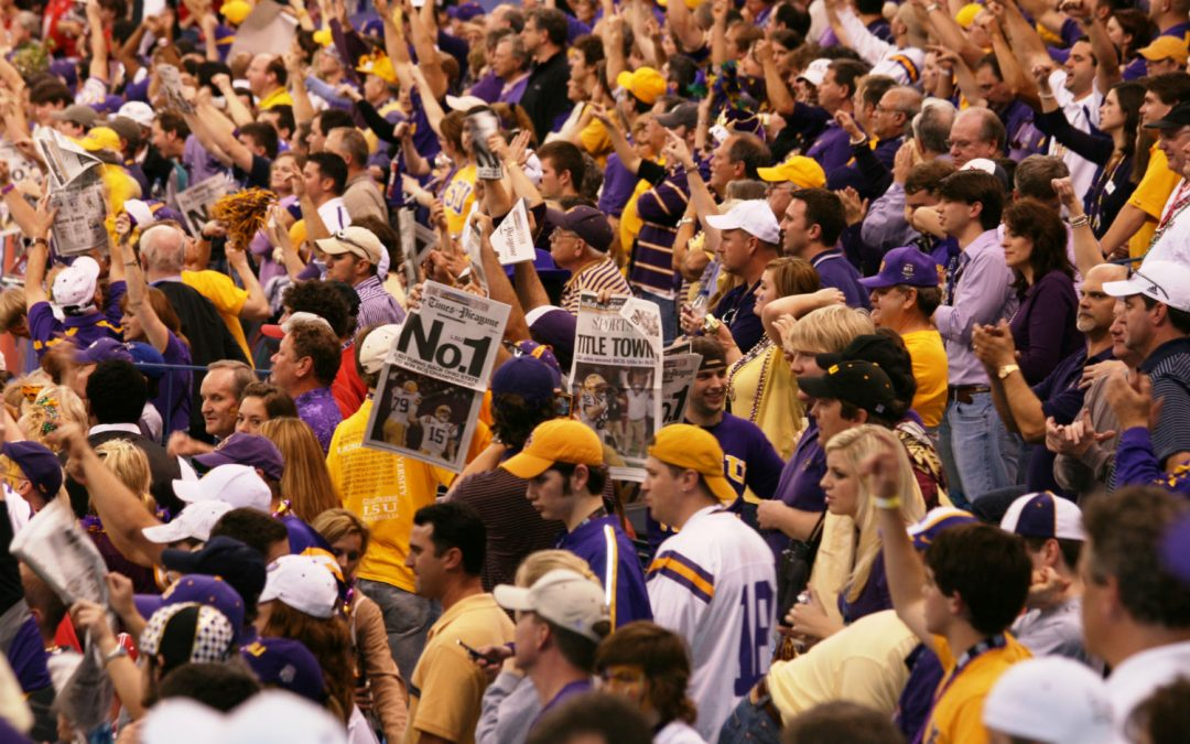 "LSU Fight Song ""Fight For LSU"" and ""Hey Fighting Tigers"" Lyrics"