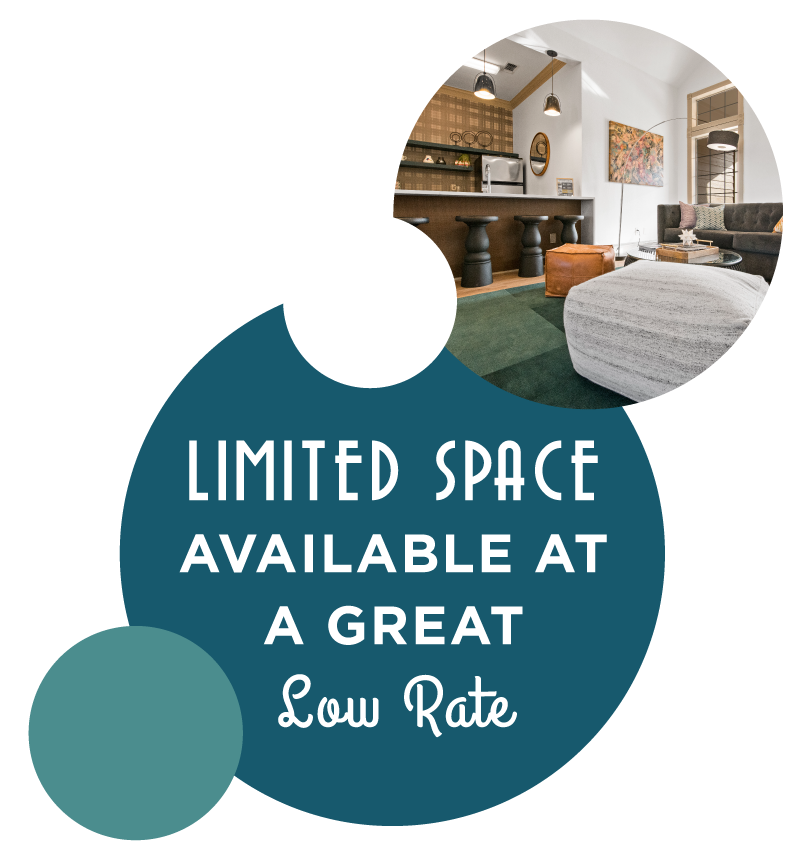 Limited Space Available At A Great Low Rate The Oliver